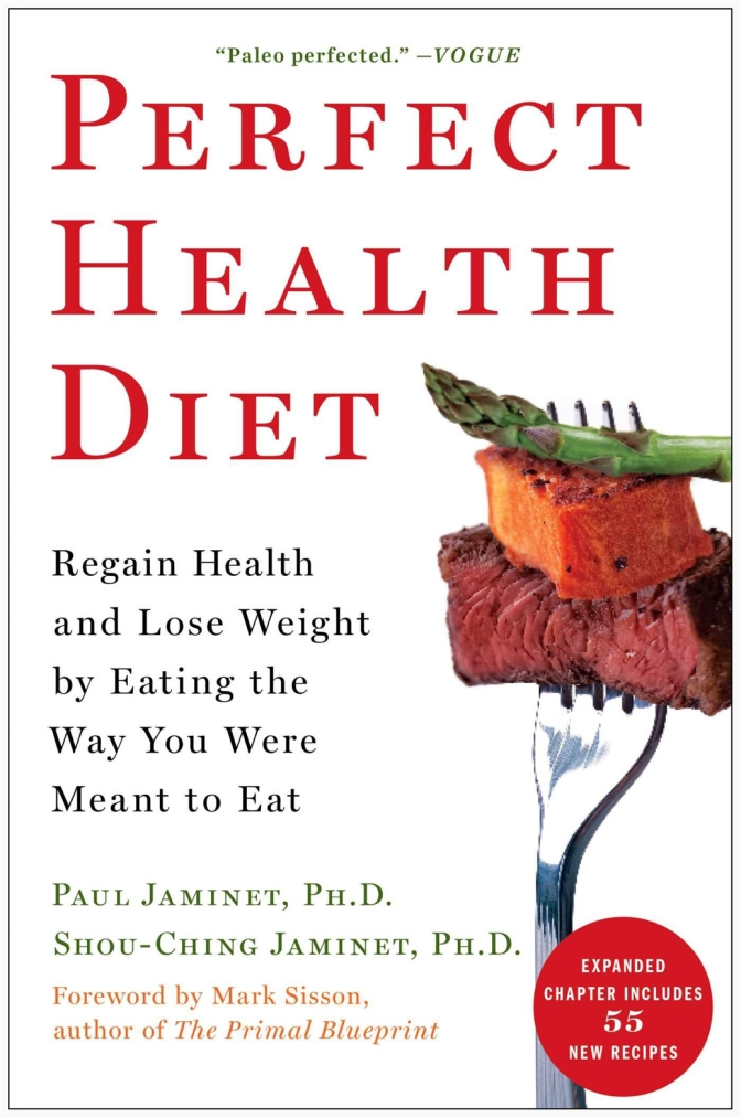 The best nutrition/diet book for optimal health?